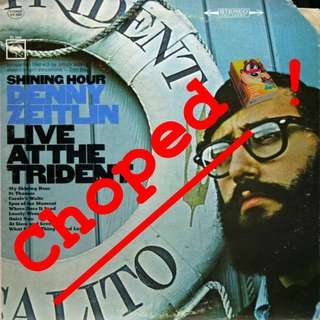 denny zeitlin Vinyl LP used, 12-inch, may or may not have fine scratches, but playable. NO REFUND. Collect Bedok or The ADELPHI.