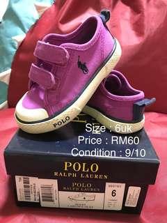 Polo Girl Shoes