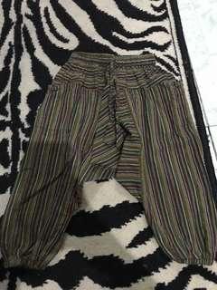 Repriced!! Ethnic boho pants