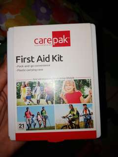 Carepak First Aid Kit