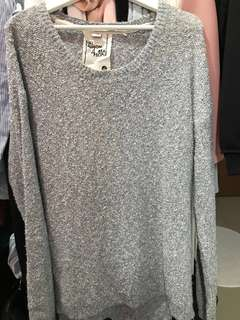 Sweater Oversize (Gak Bisa Nego/ Please Jangan Tanya Lagi)
