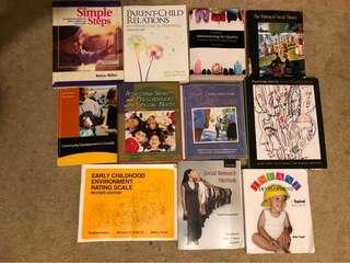 Various ECE textbooks