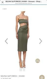 Misha Selina Slip Dress