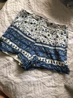Wilde Heart flowy shorts