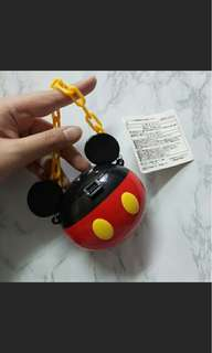 🚚 迪士尼米奇爆米花桶吊飾