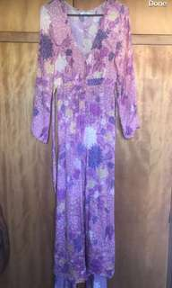 Arnhem maxi dress