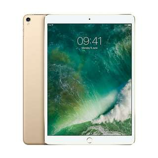 Apple Ipad Pro 10.5 512gb gold kredit tanpa kartu kredit