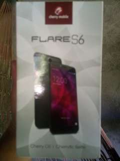 Flare s6