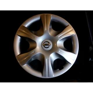 Wheel Cover 15 inch Nissan Almera