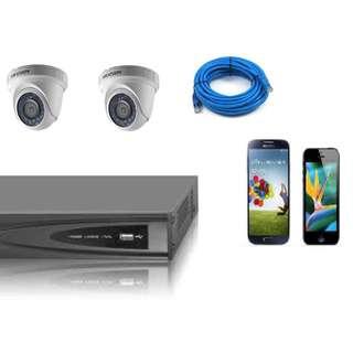 CCTV, Home CCTV, Office CCTV, HD CCTV with Installation