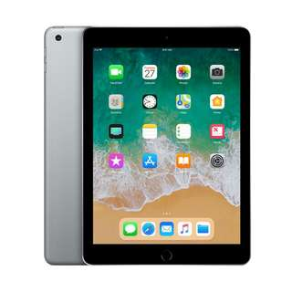 Apple Ipad 6 128GB grey kredit 3 proses 3 menit