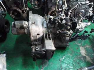 Gearbox auto 4wd