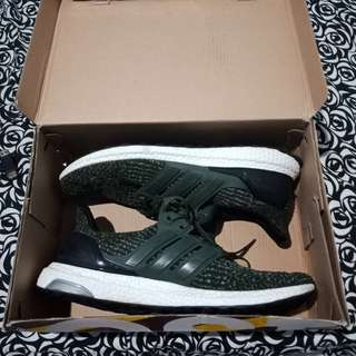 Sneaker Ultra Boost 3.0 Army Edition