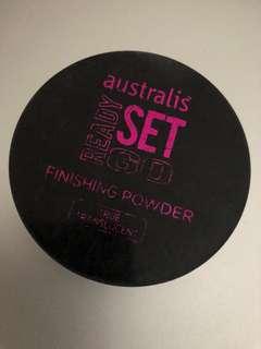 Australis finishing powder- true translucent