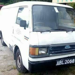 Ford maxi Van panjang, diesel 2.2 (M) Promosi Raya!!! Promosi Raya!!