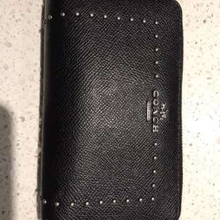 REDUCED Coach Studded Wallet