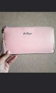 Korean Wallet (Import) - Pink