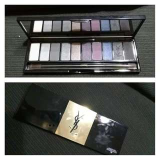 YSL 10 Colour Palette Eyeshadow