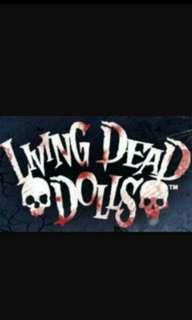 SALE Living Dead Dolls SALE