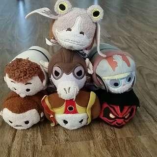 Disney Store Tsum Tsum (Star Wars 'Episode 1: The Phantom Menace