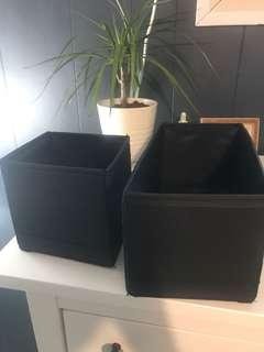 IKEA folding drawer storage