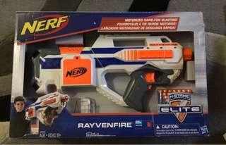 NERF Rayvenfire