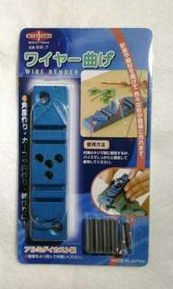 Wire Bender Jig - Alat Pembengkok Kawat