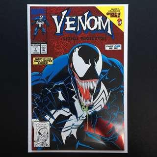 Venom Lethal Protector #1 NM