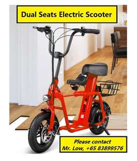 LTA Compliance Electric Scooter