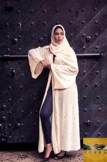 Arabia floral abaya