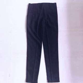 Black Formal Work Pants