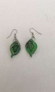 CUTE GLASS EARRINGS
