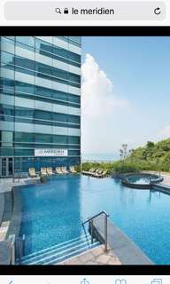 Le Meridian Hotel Stay One Night