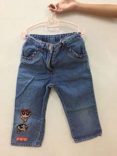 The Powerpuff Girls Jeans