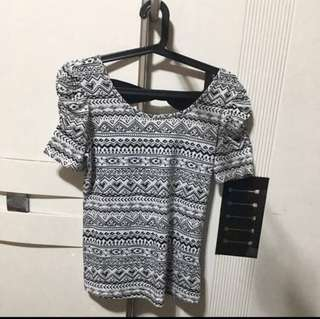 Cache Cache Tribal Top