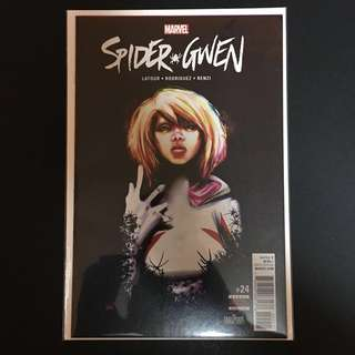 Spider-Gwen #24 NM