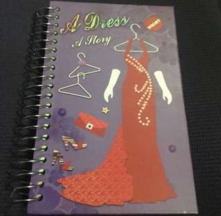 Spiral Notebook with Prints