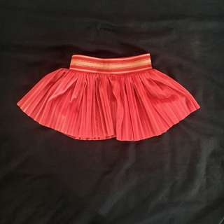 Baby Cheerleader Skirt