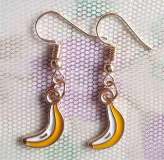 Banana Earrings!