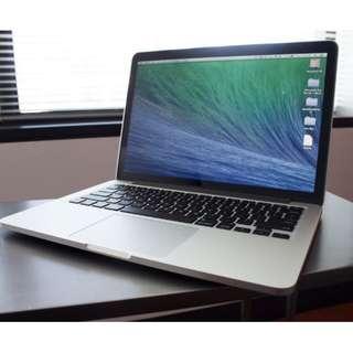 Apple MacBook Pro Retina 13' late 2013
