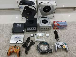 WTB Gamecube Games & Accessories ONLY