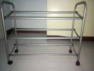 Shoe rack and cloth dry rack