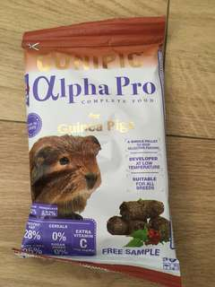 Guinea pig - pet food - 60gram