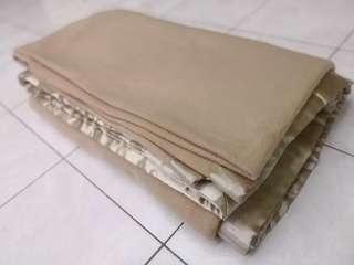 Hotel-style Camel Blanket. Hotel Fleece Throw