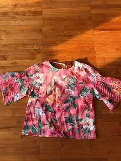 Bangkok Flowery shirt