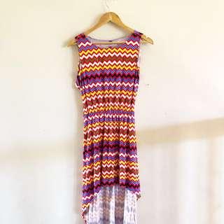 Maldita Menor Aztec Dress