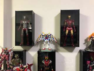 Clearance For Hot Toys Ironman Mark 4 & 5
