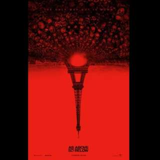 [Rent-A-Movie] AS ABOVE SO BELOW (2014)