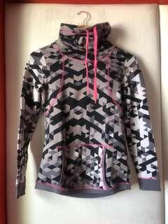 H&M abstract print jacket