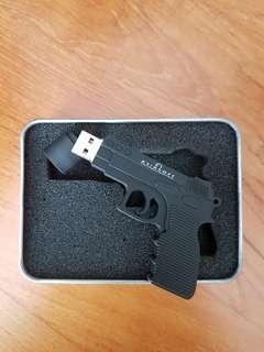 Gun Thumbdrive - 4GB